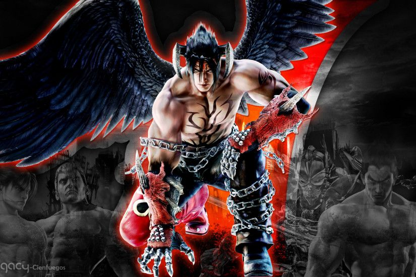 Tekken 6 Jin Kazama Wallpapers - Wallpaper Cave ...