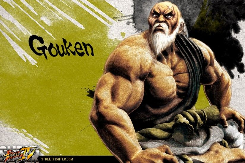 Super Street Fighter 4 Ink Chinese style wallpaper #10 - 1920x1200.