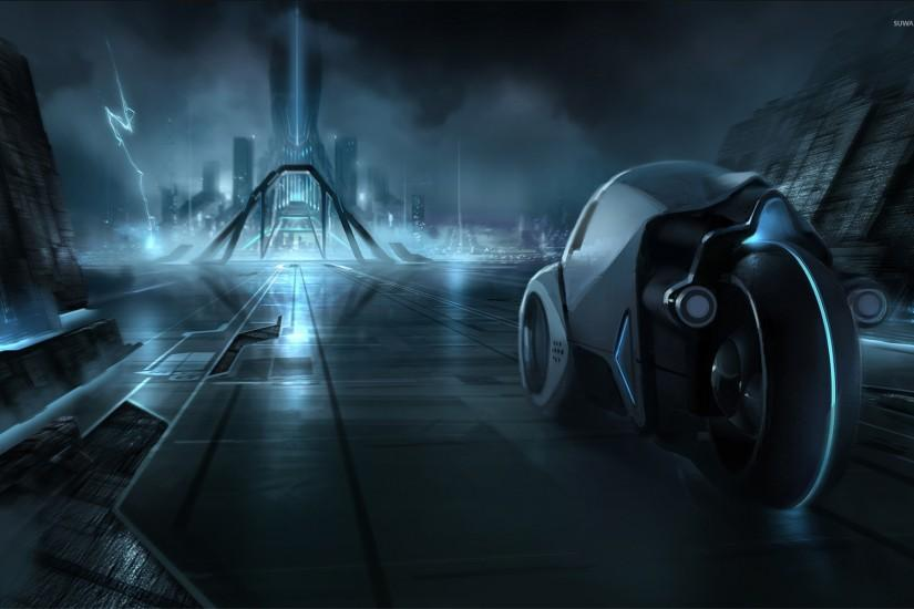 tron wallpaper 1920x1200 large resolution