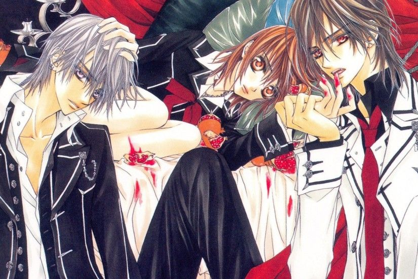 Vampire Knight Wallpapers