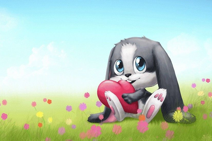 cute bunny cartoon hd wallpapers for windows 8