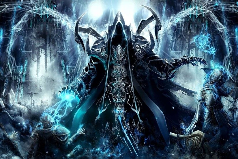 video Games, Diablo III, Diablo 3: Reaper Of Souls Wallpapers HD / Desktop  and Mobile Backgrounds