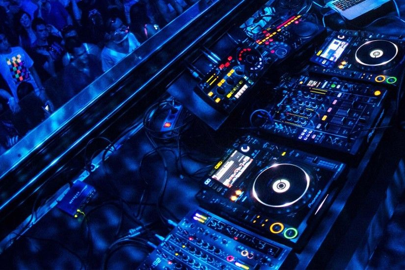 VIRTUAL DJ SOFTWARE Grafx Electro Wallpaper VDJ