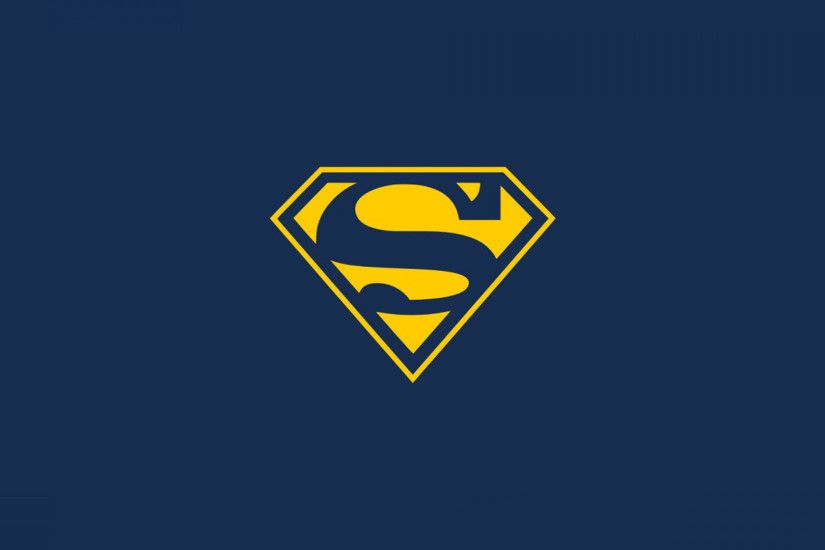 Superman Logo Ipad Wallpapers HD | PixelsTalk.Net