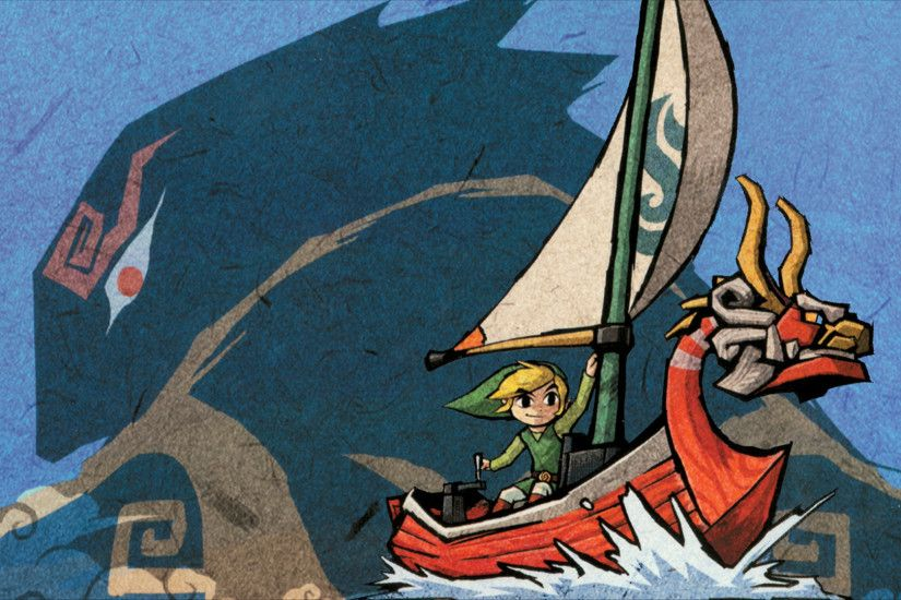 Video Game - The Legend of Zelda: The Wind Waker Link Ganondorf Wallpaper