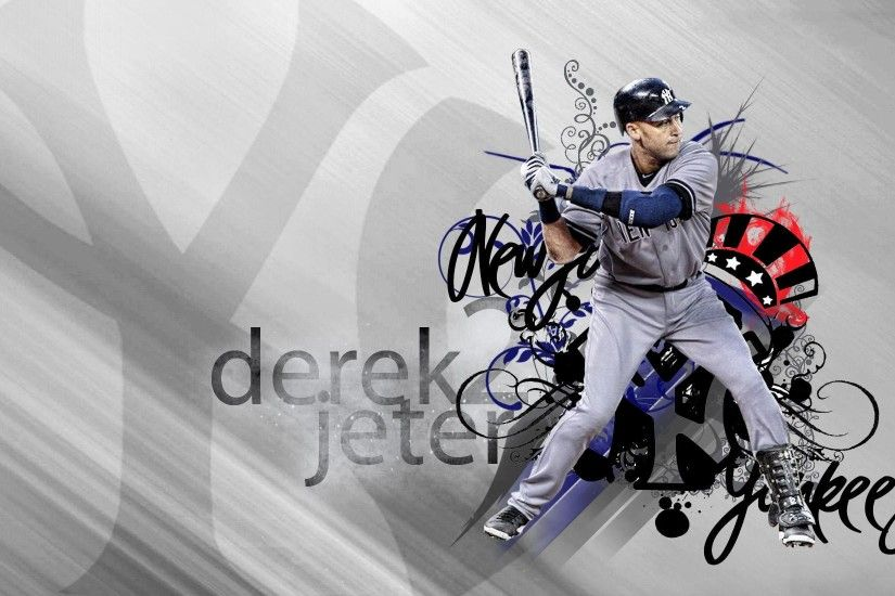 wallpaper.wiki-Derek-Jeter-New-York-Yankees-Wallpaper-