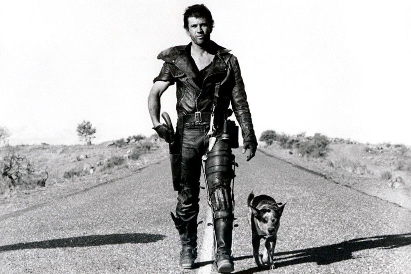 Lately, I've been thinking about Mad Max a lot.