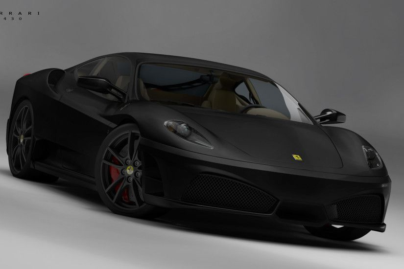 Ferrari f430 Black Wallpapers Images Photos Pictures Backgrounds ...