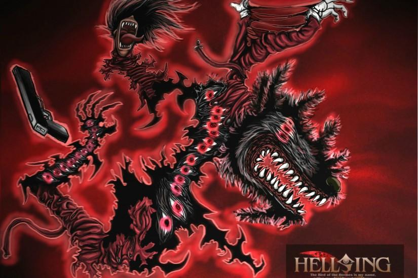 most popular hellsing wallpaper 2600x2010 pictures