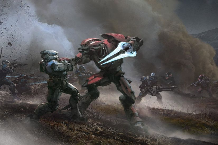 <b>Halo Reach</b> Wallpaper <b>HD</