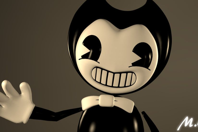 ... Bendy (Bendy and the Ink Machine) by MushroomGamer3