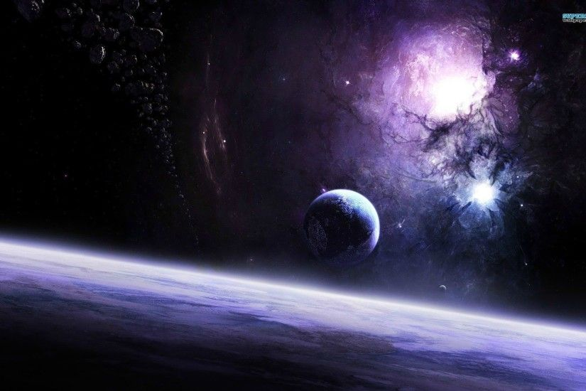 Fantasy Planets Wallpapers Wallpaper