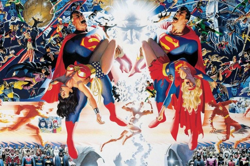 DC Comics 101: What's the Difference Between the Justice Society and the  Justice League? | DC