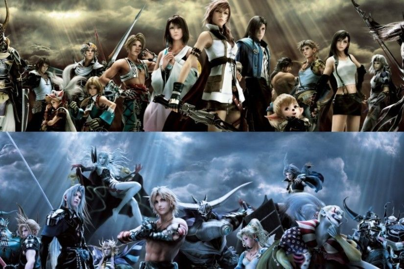 Video Game - Dissidia 012: Final Fantasy Warrior Of Light (Final Fantasy)  Squall