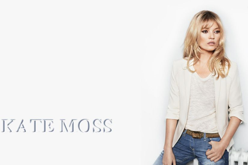 Kate Moss Wallpapers for PC Desktop