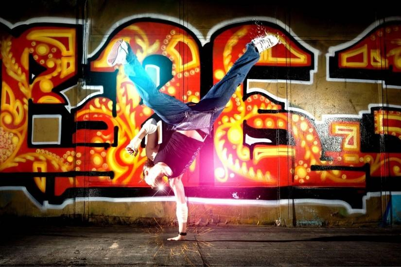 Awesome Hip Hop Dance Wallpaper.