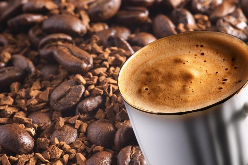 download free coffee background 2560x1600
