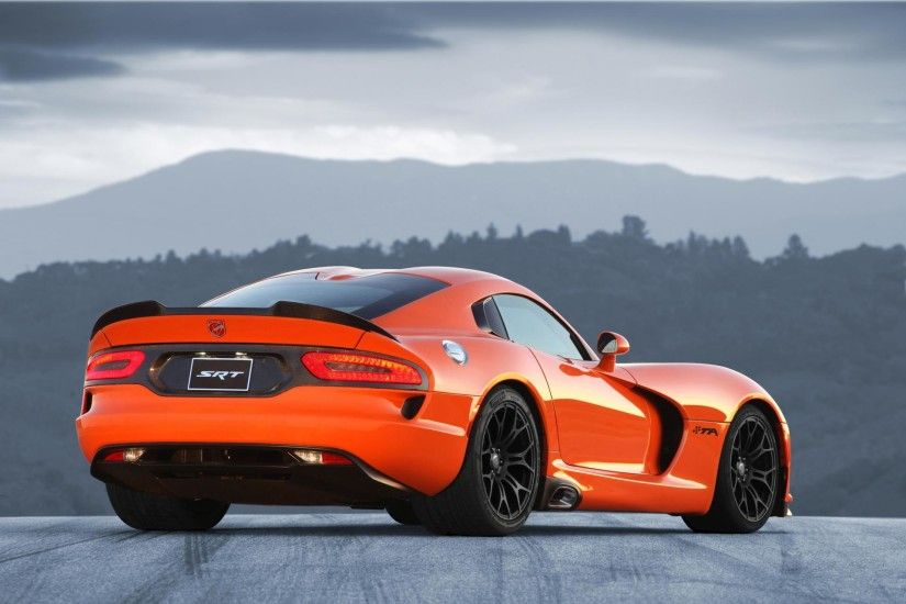 2014 Dodge Viper TA Images Car Picture