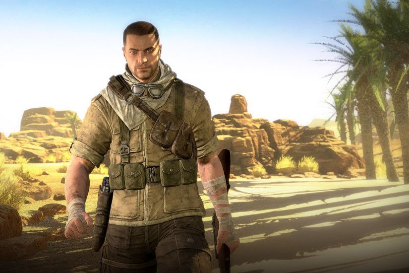 ... Sniper Elite 3 Wallpaper 31871 1920x1080 px ~ HDWallSource.com ...