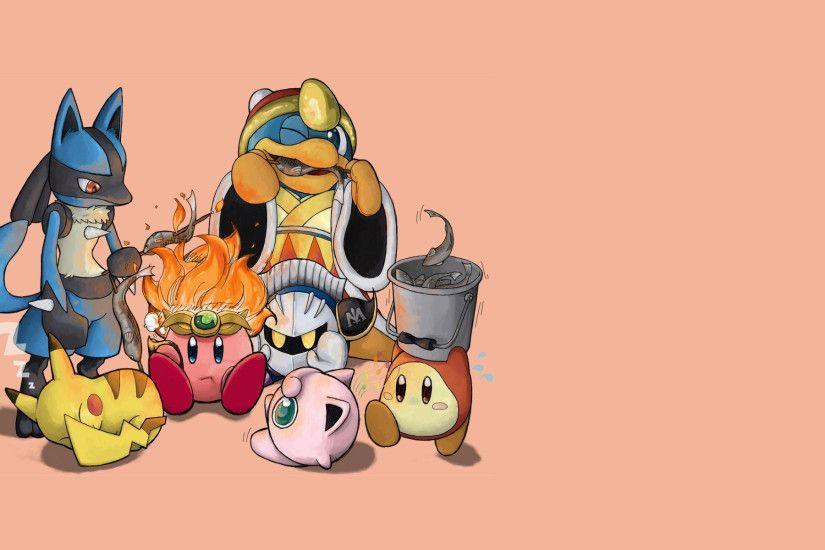 Kirby Pokemon HD Wallpaper 1920x1080 1920x1200