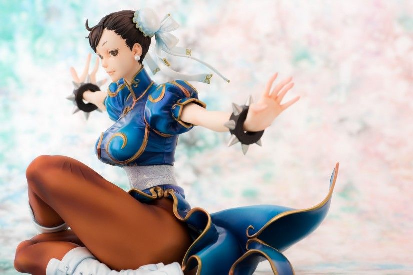 Download Chun li billboard, Chun li combos wallpaper