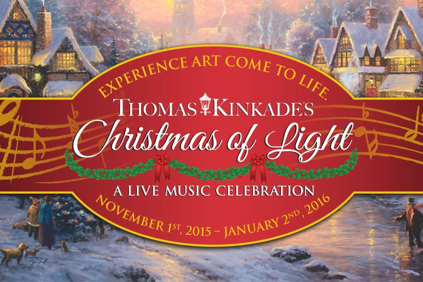 Thomas Kinkade's Christmas of Lights at The Smoky Mountain Palace