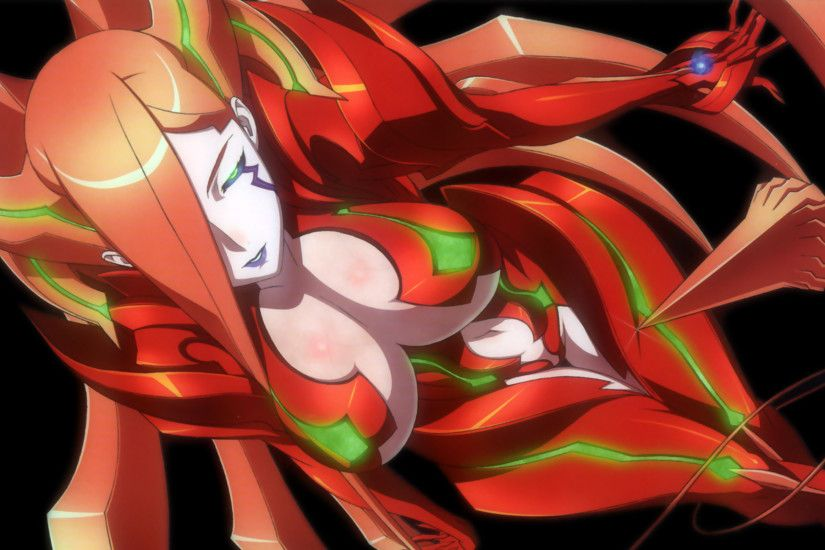 ... Blazblue Rachel Alucard Girl Blond Weapons Anime Witchblade .