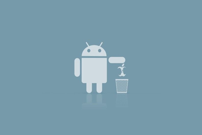 ... Android Vs Apple Wallpapers: Android Robot HD Wallpapers (76+ Images ...