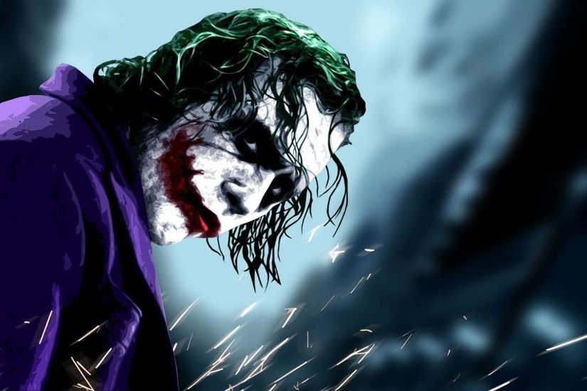 The Joker - The Dark Knight wallpaper - Movie wallpapers - #20937