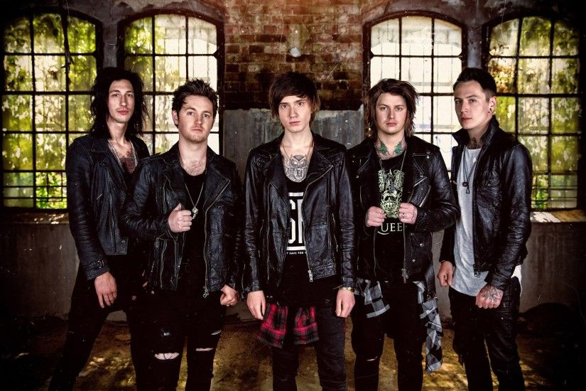Quality Cool asking alexandria wallpaper, 2560x1600 (1099 kB)