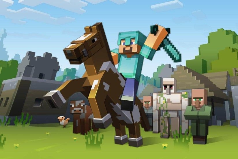 Minecraft: Story Mode Wallpapers