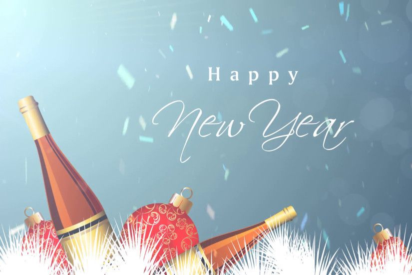 Happy New Year backgrounds free