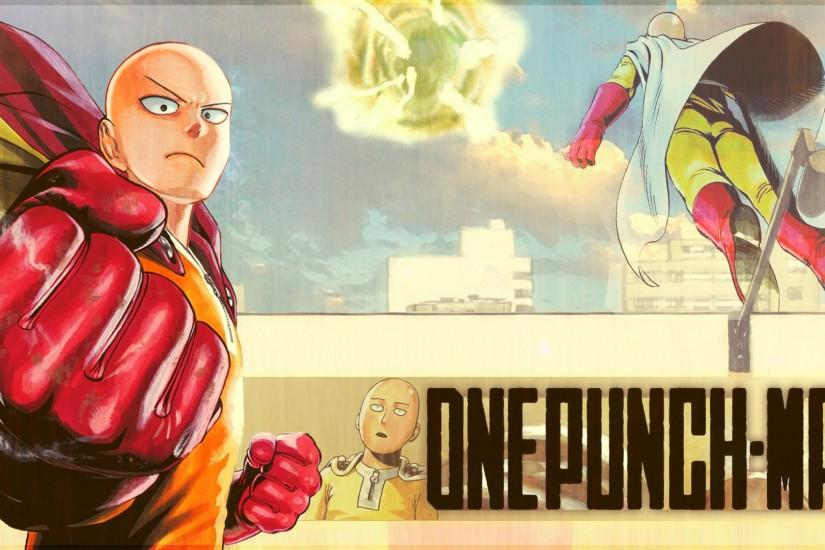 one punch man wallpaper 1920x1080 windows 7