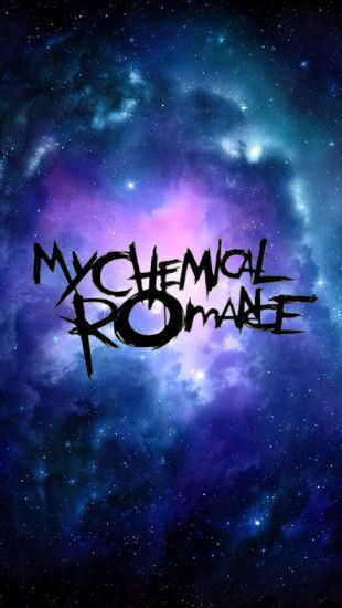 My Chemical Romance wallpaper for iPhone 5 that I made. Comment if you want  more