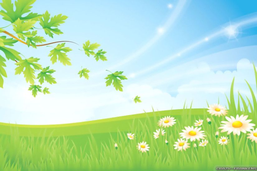 Superieur Image Gallery For : Summer Cartoon Wallpaper