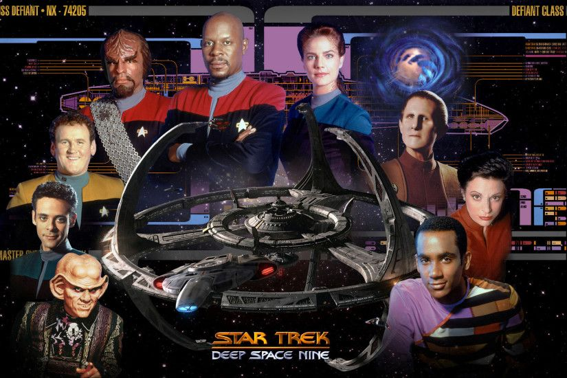 Star Trek Deep Space Nine. Free Star Trek computer desktop wallpaper,  images, pictures
