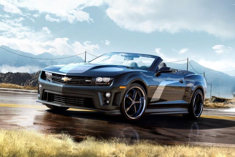 2014 Chevrolet Camaro ZL1 wallpaper - Car wallpapers - #27391