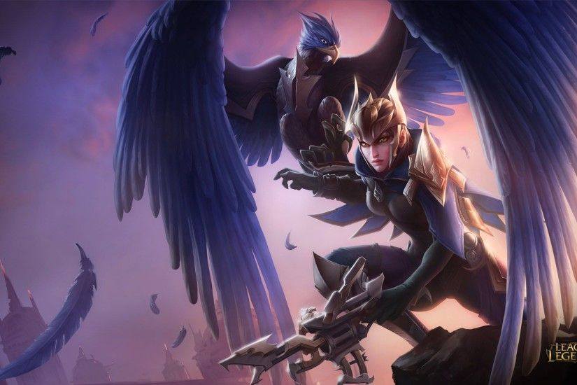 Quinn and Valor Wallpaper - - League of Legends Wallpapers