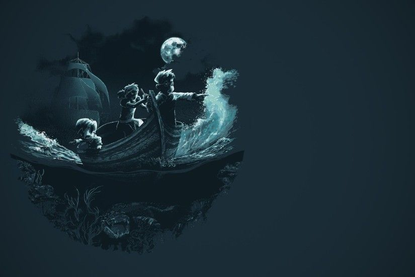 Peter Pan Desktop Wallpaper | Apps Directories