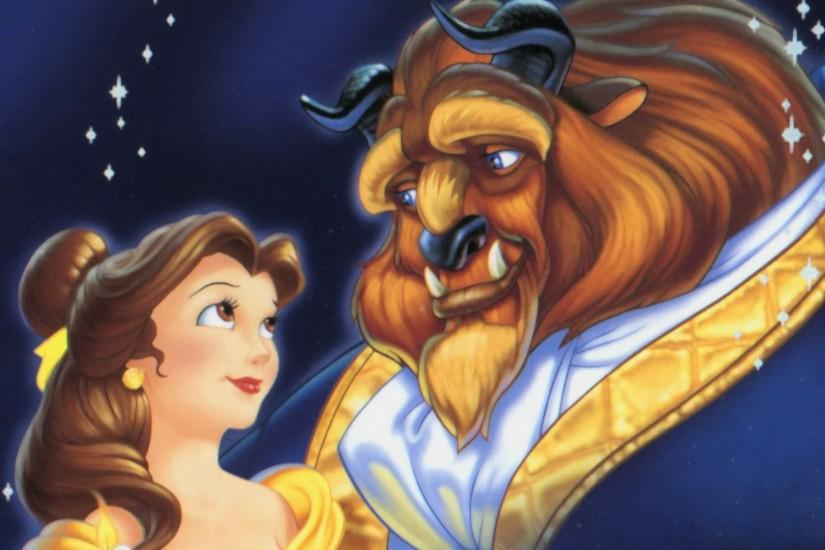 Beauty And The Beast - Wallpaper