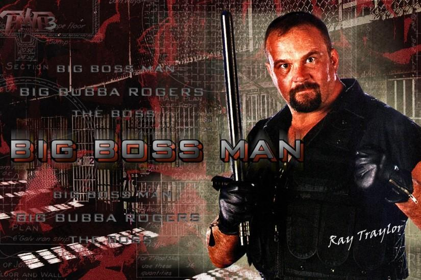 Big Boss Man Wallpaper ...