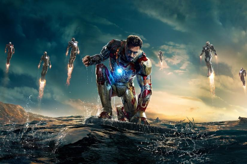 beautiful iron man wallpaper 2880x1800 for mobile