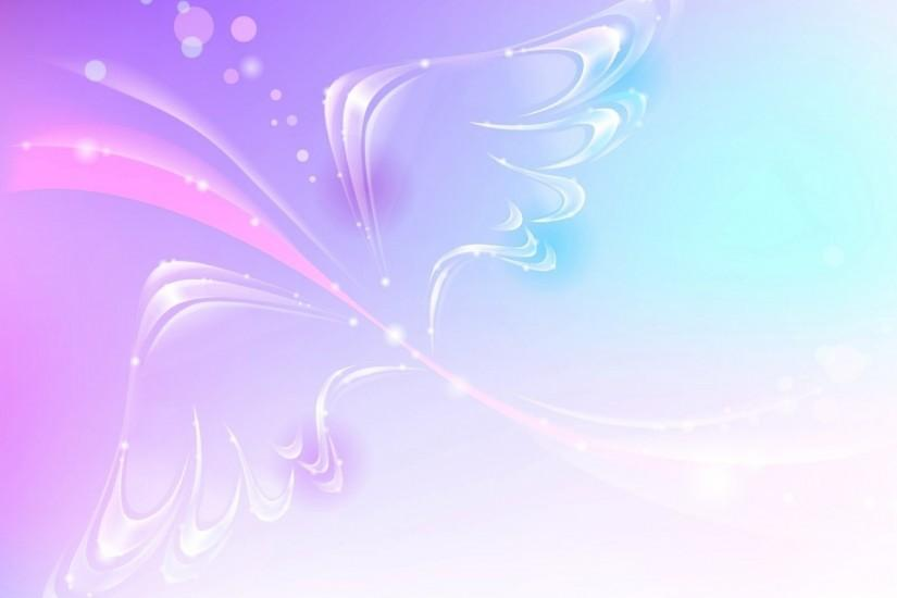1920x1440 Wallpaper wings, drawing, soft, background