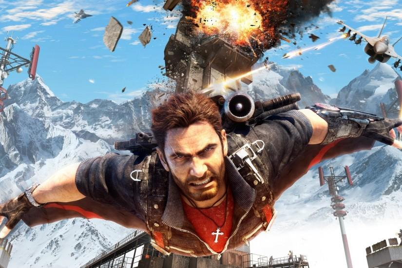 HD Wallpaper | Background ID:665696. 1920x1080 Video Game Just Cause 3