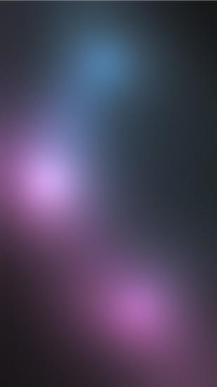 18 Calming blurred lights and gradients wallpapers for iPhone - @mobile9
