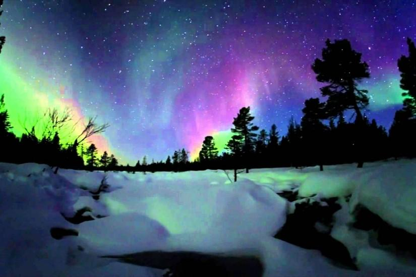 beautiful aurora borealis wallpaper 1920x1080 tablet