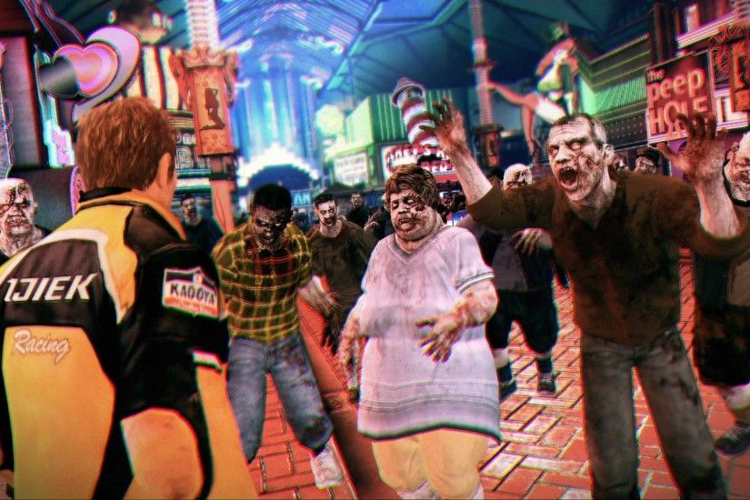 ... wallpaper Dead Rising, Dead Rising 2 and Off The Record are all  lurching .