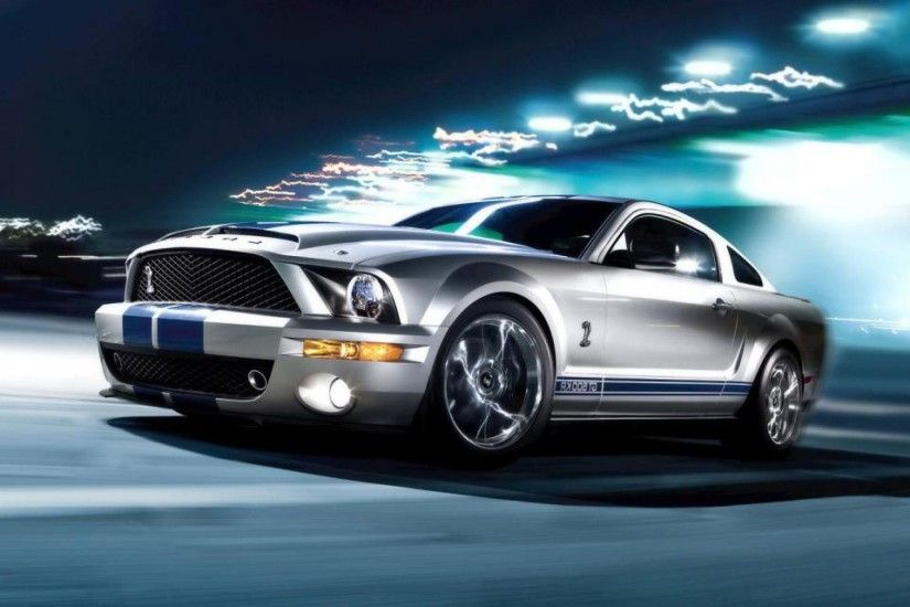 Shelby Mustang Wallpapers - Wallpaper Cave