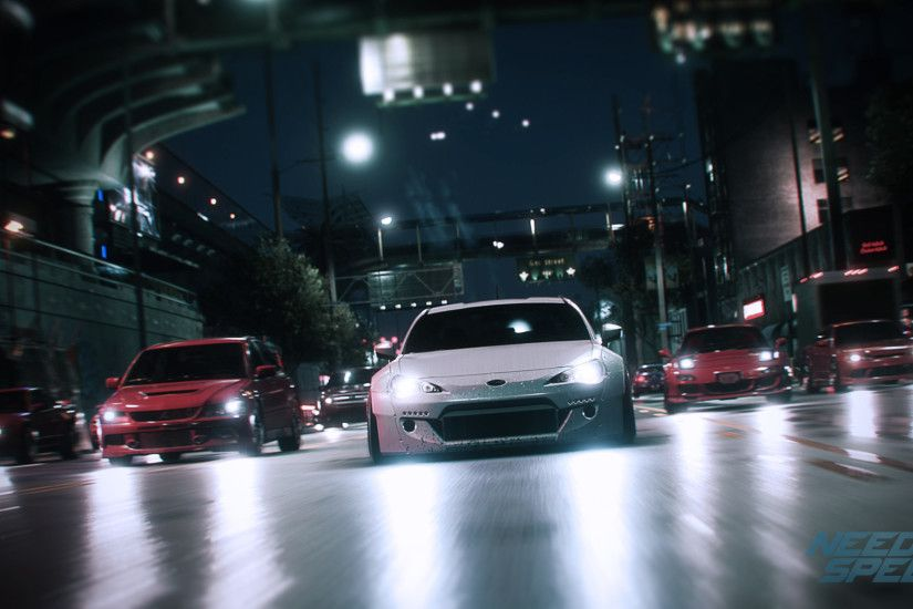 Need for Speed Review. Images