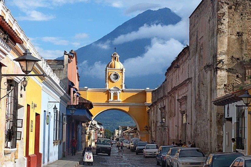 A typical backpackers trip begins in the north of the Country, often  visitors travel through Mexico to reach Guatemala instead of beginning in  Guatemala ...